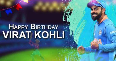 Virat Kohli turns 31
